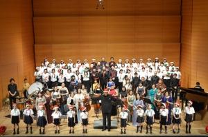 みんなで楽しむ クリスマスコンサート うさぎオーケストラ&合唱