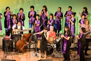 【中止】Jazz & Gospel コンサート2020 in月見の里
